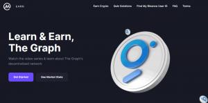 CoinMarketCap Earn — бесплатная раздача The Graph